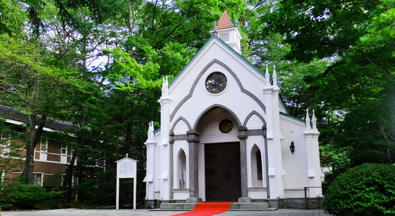 旧軽井沢ホテル音羽の森