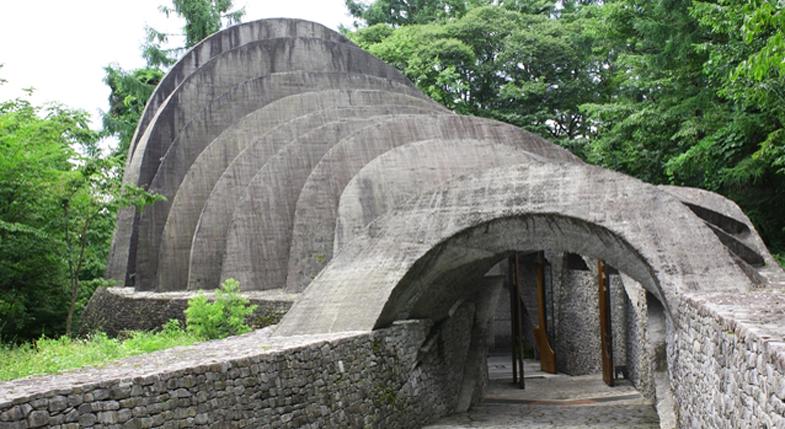 軽井沢石の教会